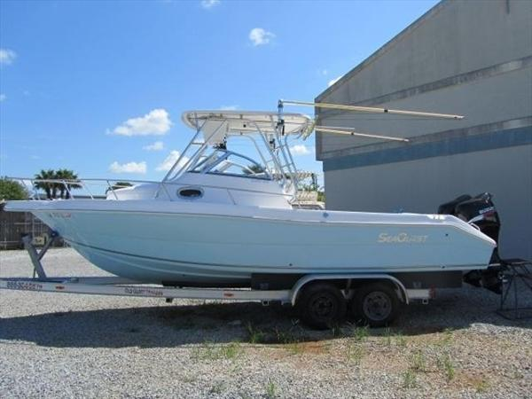 2007 Sea Quest 2550