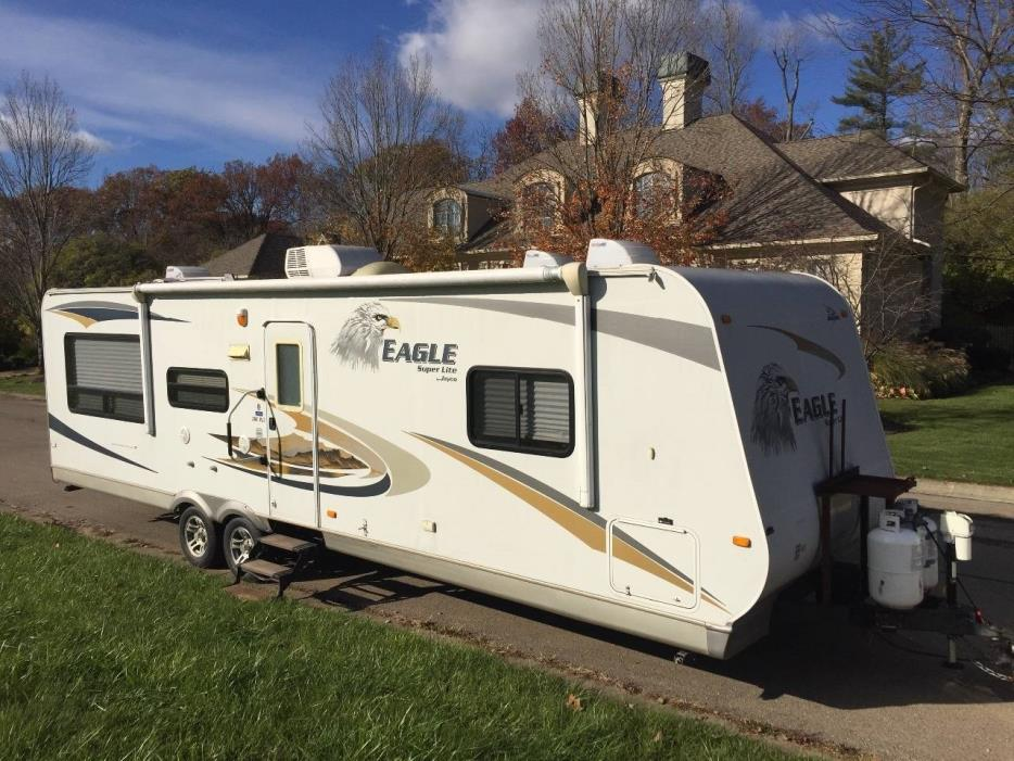 2009 Jayco EAGLE SUPER LITE 30.5 RLS
