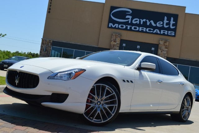 2014 Maserati Quattroporte GTS * 21 SPORT PKG * GLOSS CARBON TRIM *