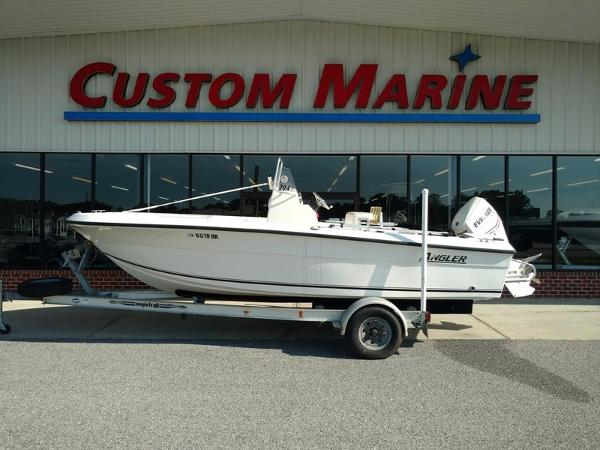 Angler boats for sale in georgia for Yamaha outboards savannah ga