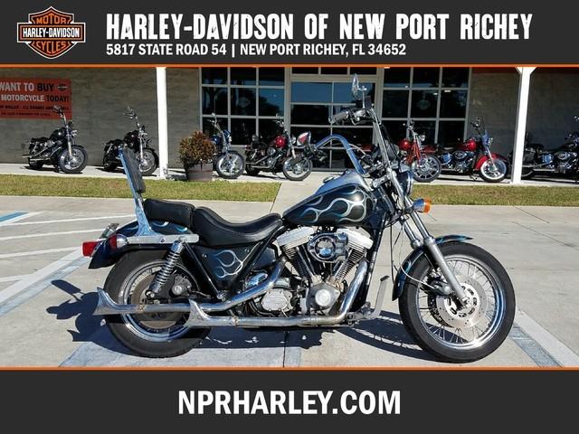 Harley Davidson Fxr Super Glide motorcycles for sale in Florida