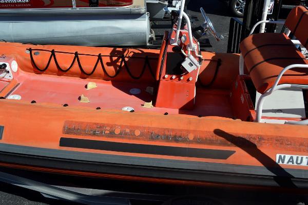 2011 Nautica Rhib 20' Rescue Boat