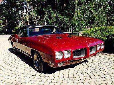 Pontiac: GTO 1970 Pontiac GTO Convertible