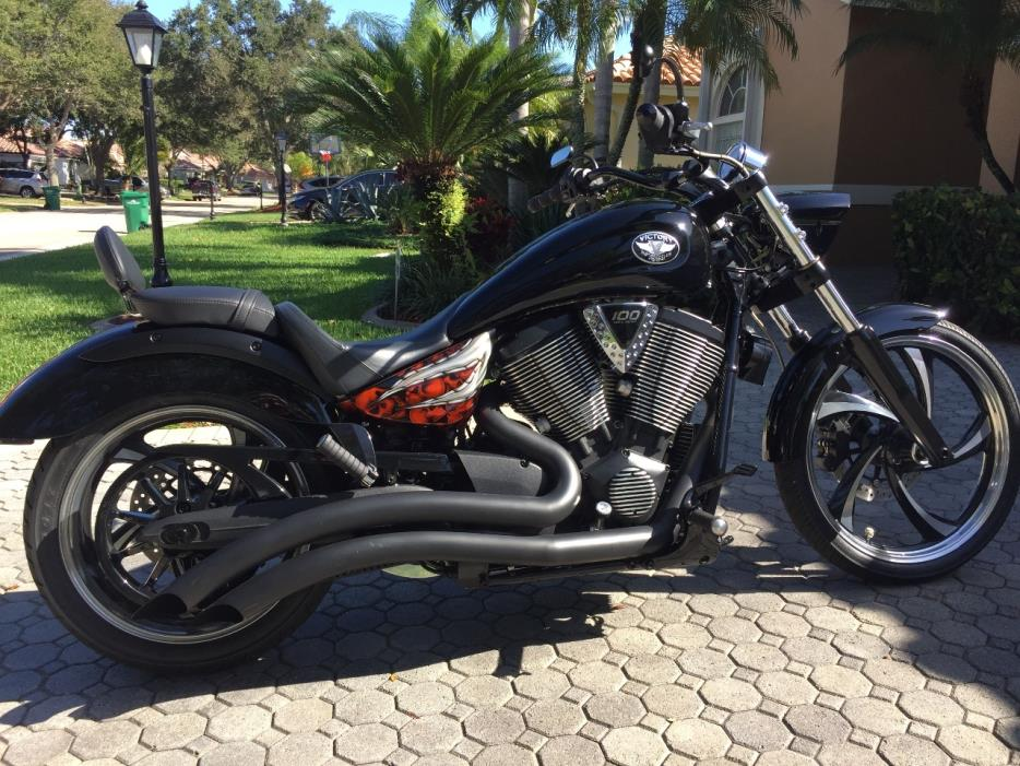 victory vegas motorcycles for sale in pompano beach florida. Black Bedroom Furniture Sets. Home Design Ideas