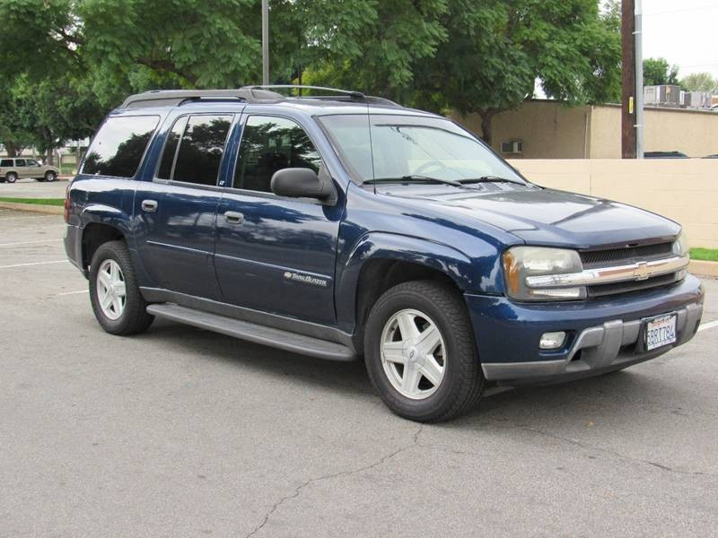 2003 Chevrolet TrailBlazer EXT LS 4dr SUV