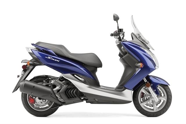 Yamaha Smax Two Up