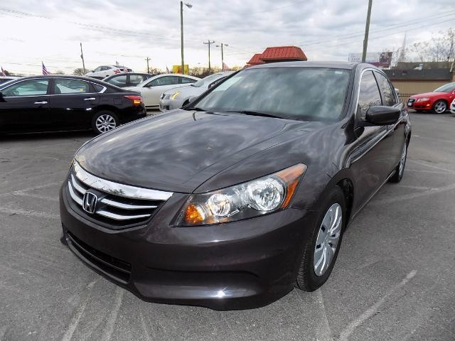 2011 Honda Accord LX 4dr Sedan 5A