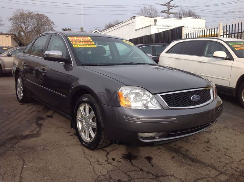 2005 Ford Five Hundred Limited AWD 4dr Sedan