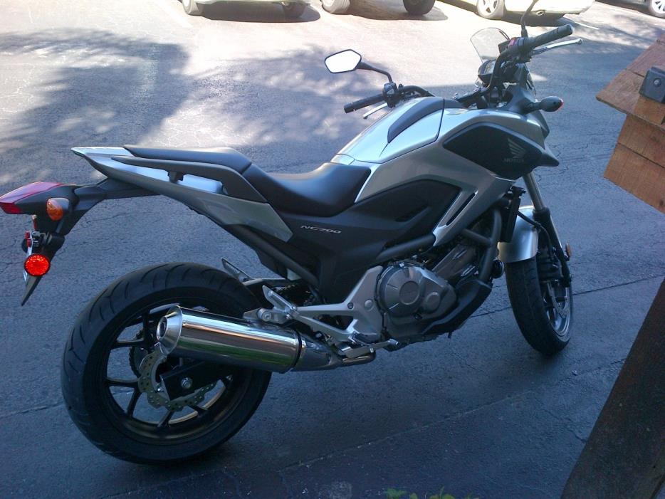 2012 honda nc700x motorcycles for sale in florida. Black Bedroom Furniture Sets. Home Design Ideas