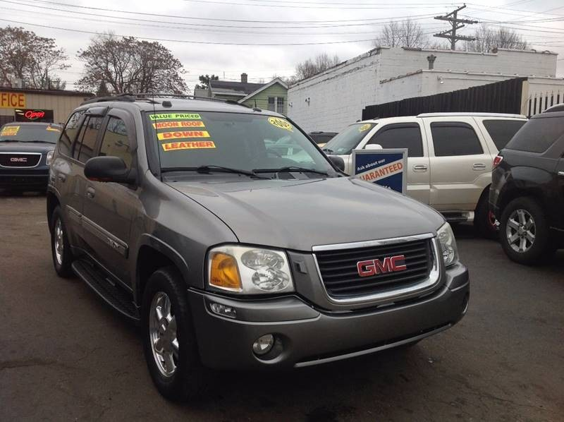 2005 gmc envoy slt vehicles for sale. Black Bedroom Furniture Sets. Home Design Ideas