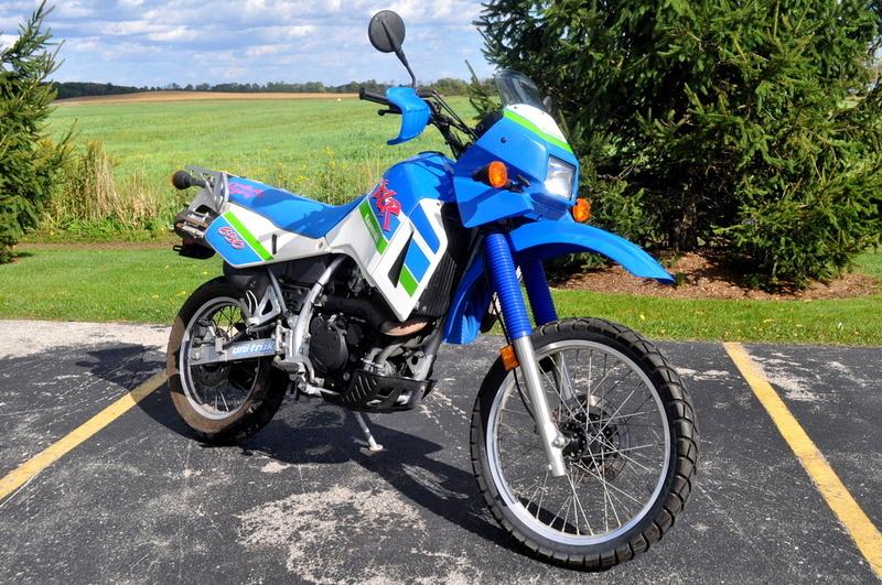 1993 Kawasaki KLR 650