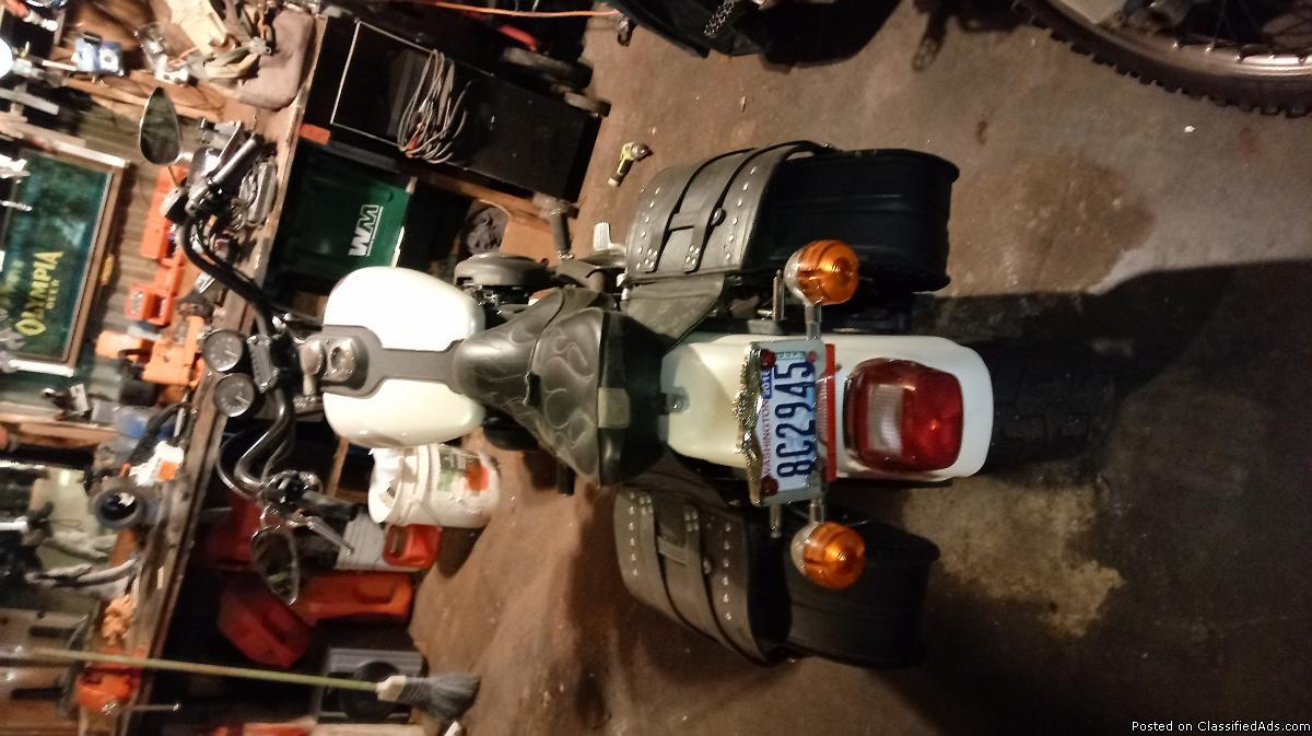 Harley Davidson Dyna Glide Super Sport
