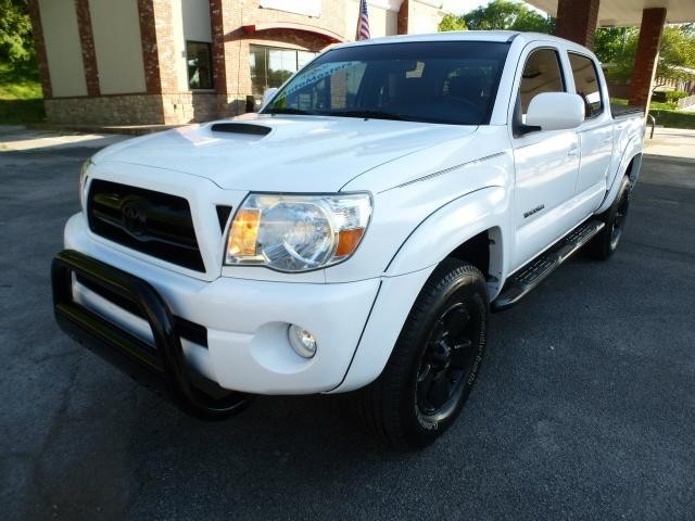 2008 Toyota Tacoma PreRunner V6 4x2 4dr Double Cab 5.0 ft. SB 5A