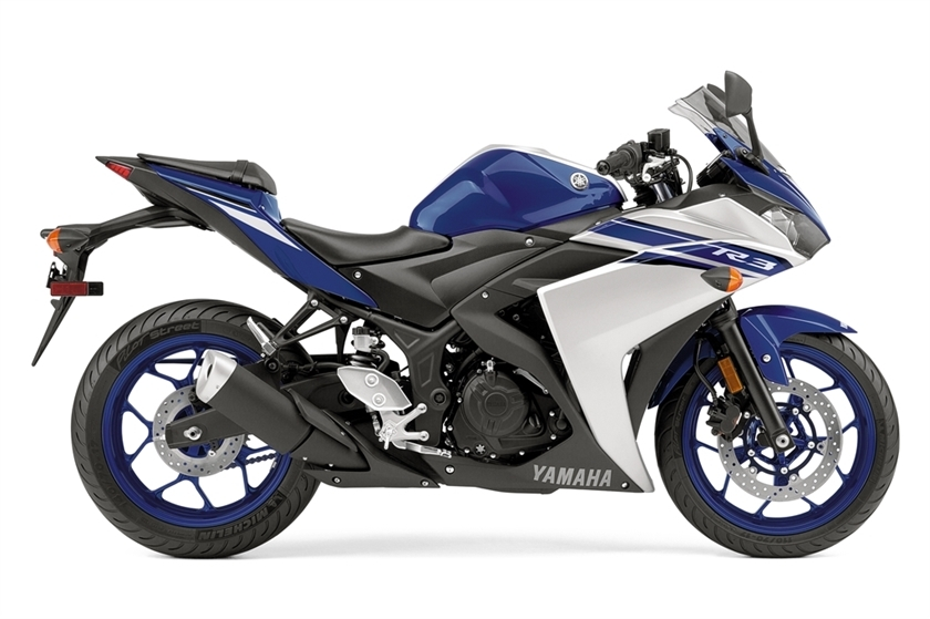yamaha yzf r3 motorcycles for sale in massillon ohio. Black Bedroom Furniture Sets. Home Design Ideas