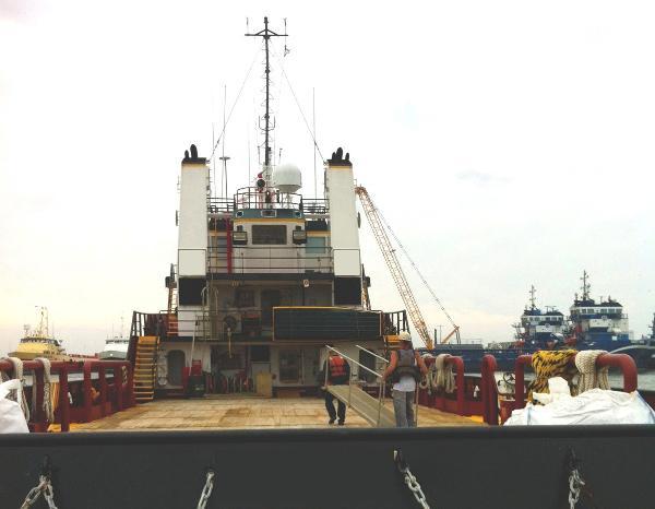 2004 Master Boat Builders 150 Mini Supply