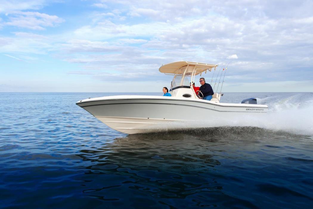 2017 Grady White Coastal Explorer 251