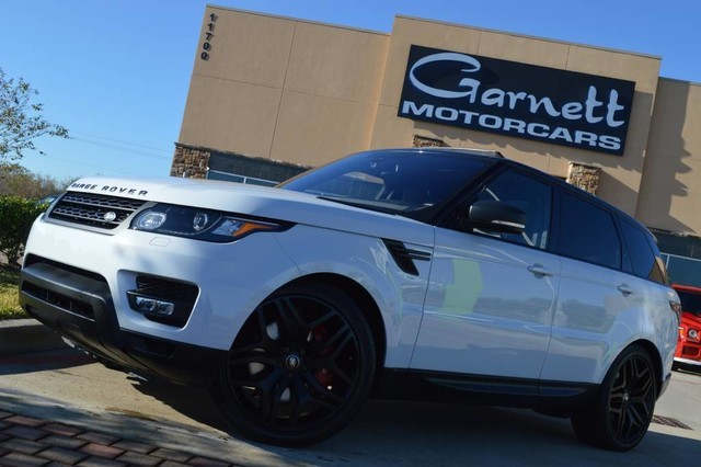 2016 Land Rover Range Rover Sport V8 Dynamic * SUPER CHARGED * 22 WHEELS * COLD WEATHER PKG