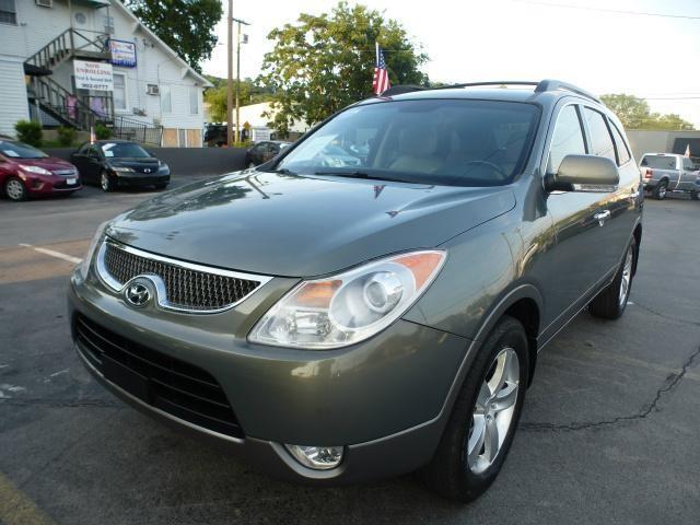 2008 Hyundai Veracruz Limited Crossover 4dr