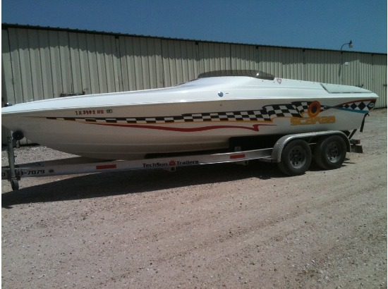 1997 Scarab WELLCRAFT