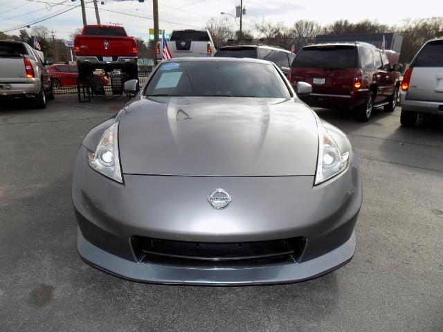 2010 Nissan 370Z NISMO 2dr Coupe