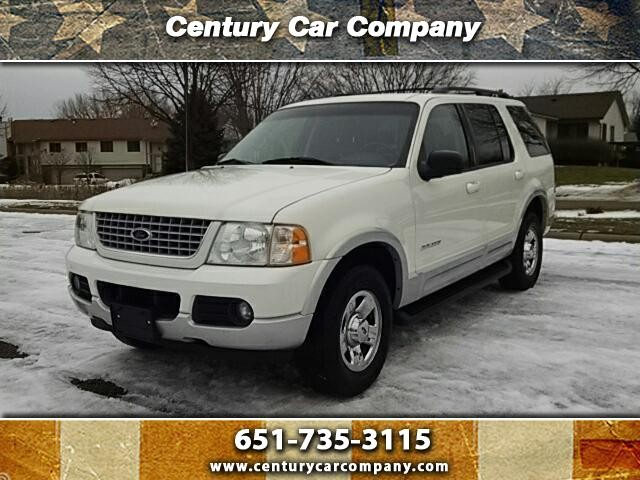 2002 Ford Explorer 4dr 114 WB Limited 4WD