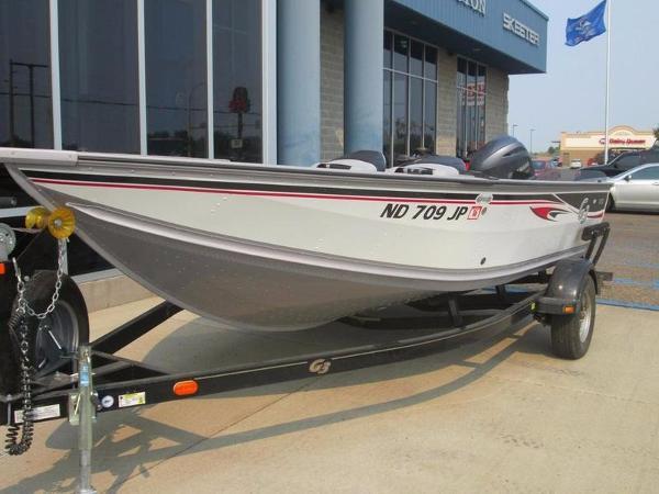 2013 G3 172T Angler