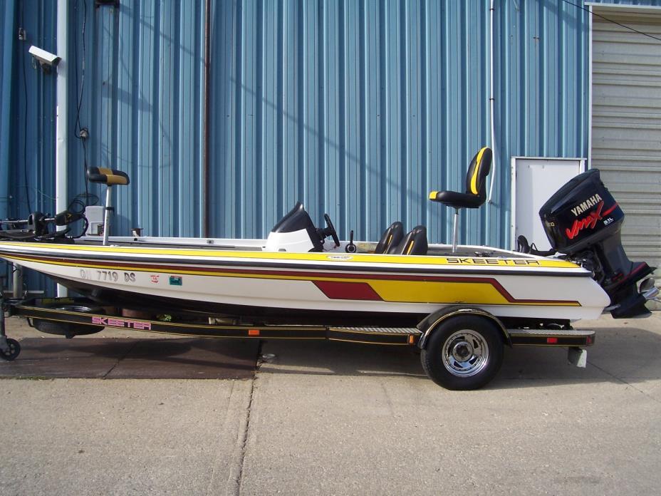 2004 Skeeter TZX200