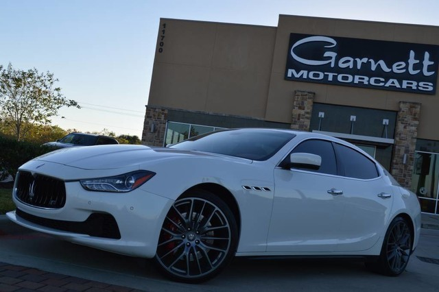 2014 Maserati Ghibli S Q4 * 21 PACKAGE * EXECUTIVE PKG * PREMIUM PKG