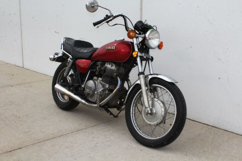 1981 Yamaha Xs400 Motorcycles for sale