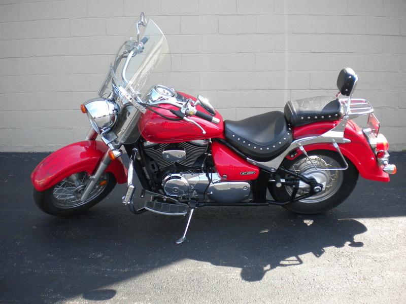 2005 suzuki boulevard c50 limited motorcycles for sale. Black Bedroom Furniture Sets. Home Design Ideas