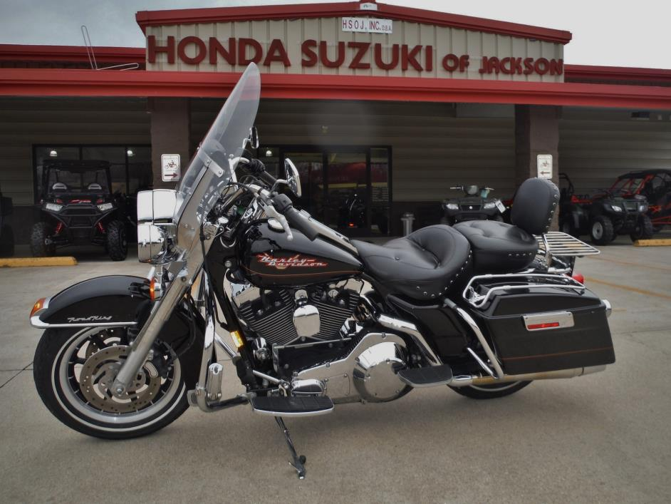 2002 Harley Davidson FLHR ROAD KING