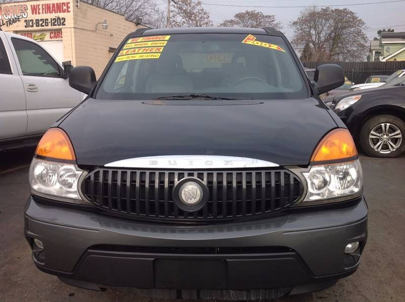 2002 buick rendezvous vehicles for sale. Black Bedroom Furniture Sets. Home Design Ideas