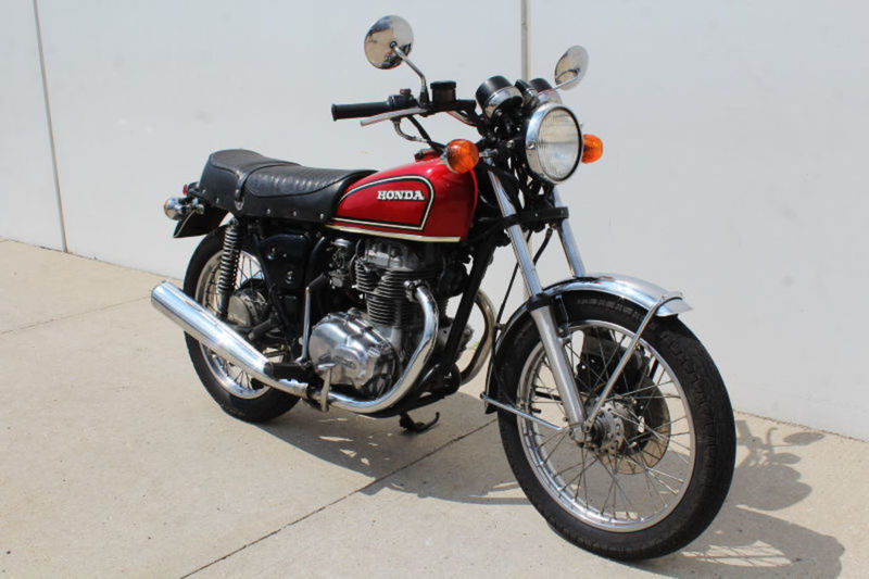 Honda Cb360 Motorcycles For Sale