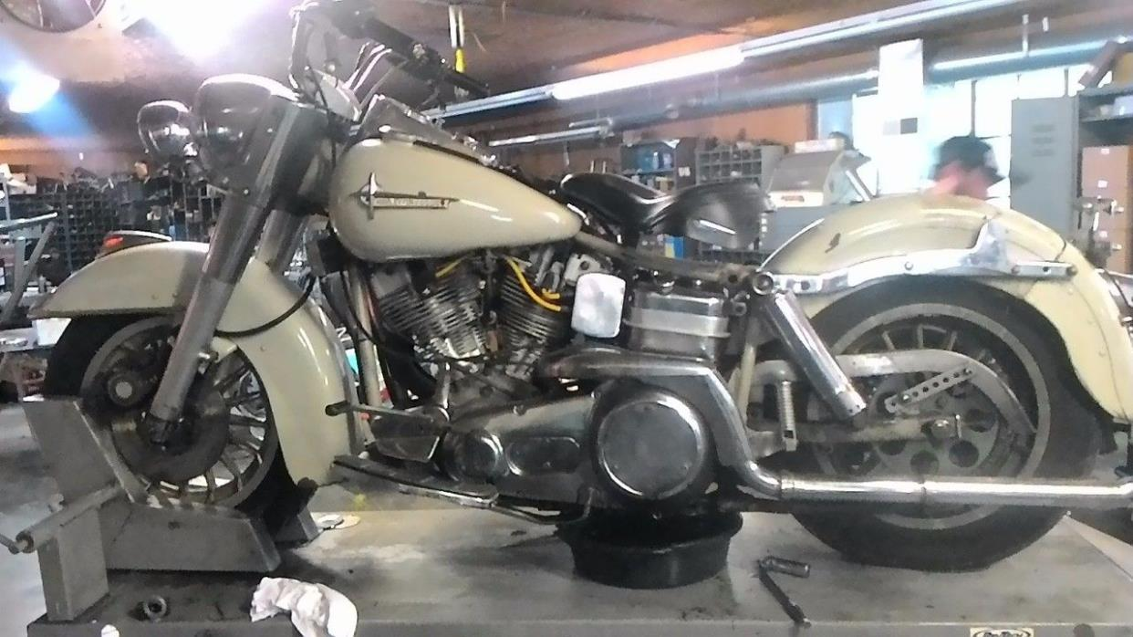 1978 Harley-Davidson HYDRA GLIDE