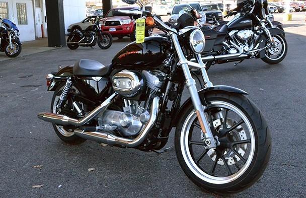 2013 Harley-Davidson XL883L Sportster Low