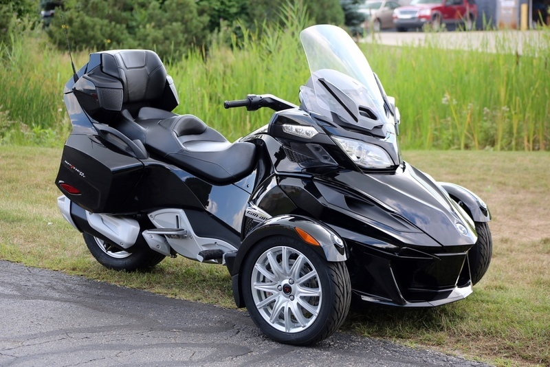 can am spyder rt motorcycles for sale in waukesha wisconsin. Black Bedroom Furniture Sets. Home Design Ideas