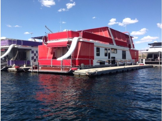 2000 Sumerset Houseboats Custom