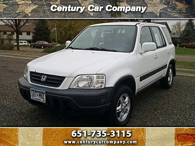 1999 Honda CR-V 4WD EX Manual