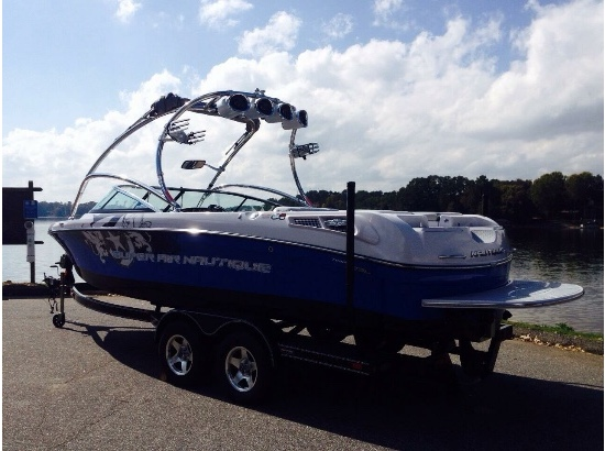 2008 Nautique Super Air Nautique 230 Team Edition