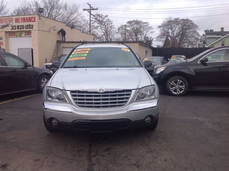 2005 Chrysler Pacifica Touring AWD 4dr Wagon