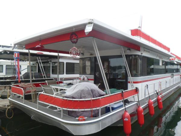 1989 Sumerset sumerset houseboat