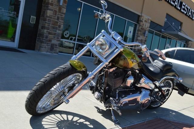 2013 Harley Davidson BREAKOUT CVO GOLD FLAKE EDITION
