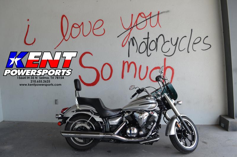 2012 Star Motorcycles V Star 950