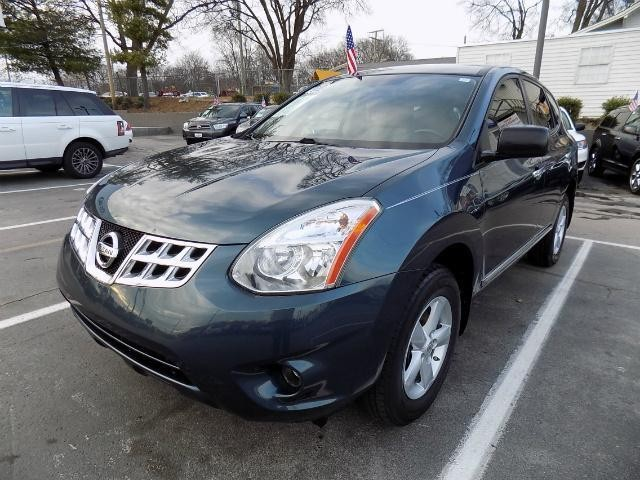 2012 Nissan Rogue S 4dr Crossover
