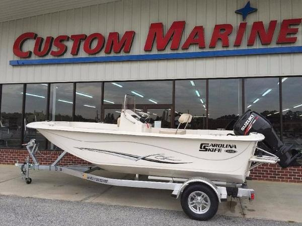 2016 Carolina Skiff 178DLV