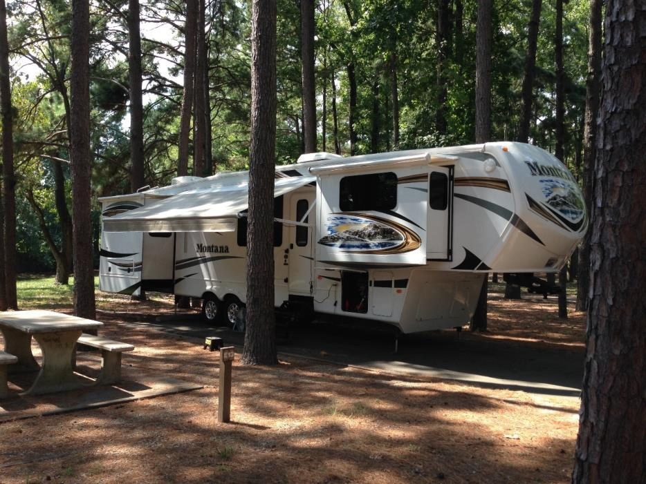 Keystone Montana 3850fl Rvs For Sale