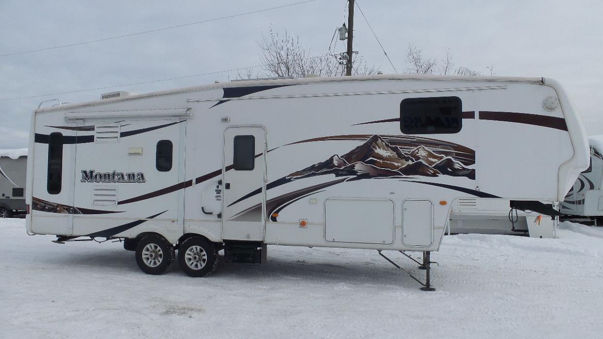 Montana 3075rl Rvs For Sale