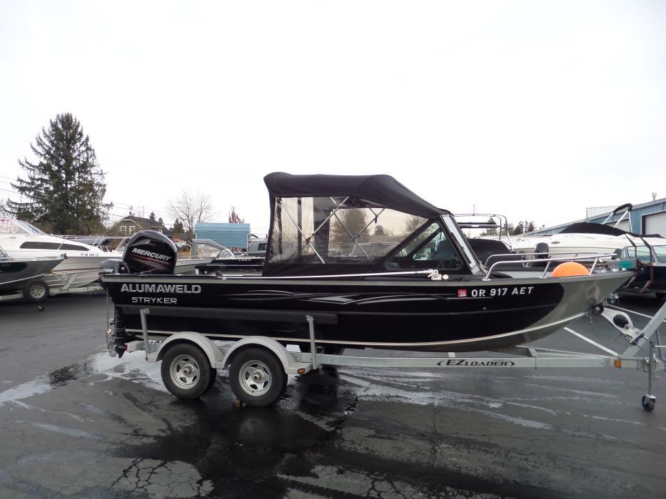 Alumaweld Stryker Boats For Sale