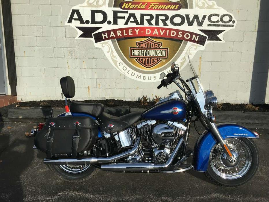 Harley Davidson Heritage motorcycles for sale in Galena, Ohio