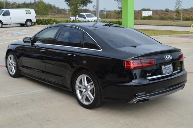 2016 Audi A6 2.0T Premium Plus * S LINE PKG * LED HEADLIGHTS * $54K NEW!  SAV